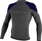 Recommended Wetsuit - Hyperfreak 1.5 mm L/S Crew